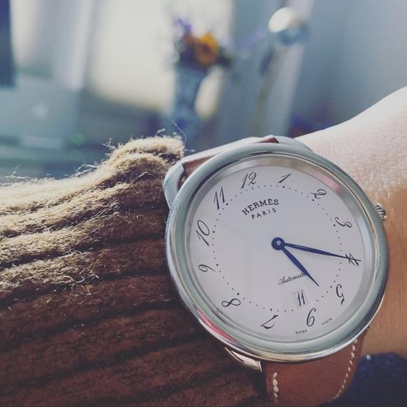 Hermès Arcreu Watch- gorgeous condition!